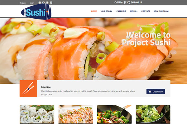 Project Sushi
