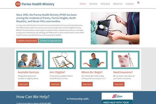 Parma Health Ministry