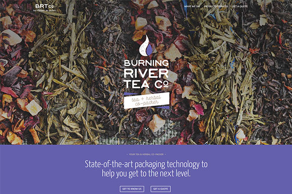 Burning River Tea